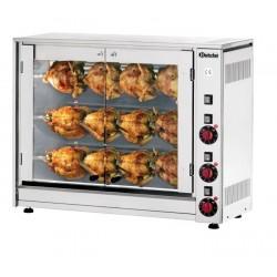 Rôtissoire poulet - broches...