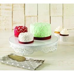 Plat à gâteaux vintage