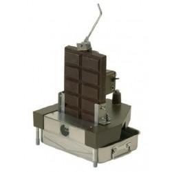 Râpe électrique chocolat