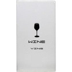 Carte des vins couleur...