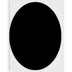 Silhouette/Ardoise OVALE