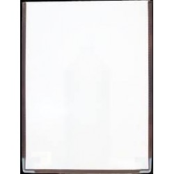 Protège-menu transparent...