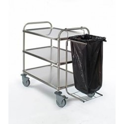 Porte sac poubelle pour...