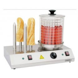 Machine à hot dog...