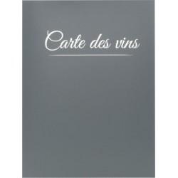 Carte des vins A4 classique...