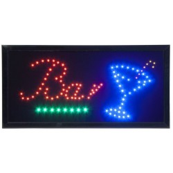 Panneaux lumineux BAR