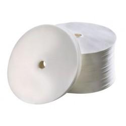 Filtres en papier ronds