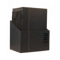 BOX pour protège menu A4