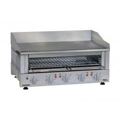 Griddle Toaster sous plaque...
