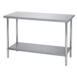 Table en inox 1000 mm