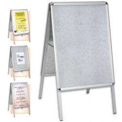 Porte menu - Stop-trottoir