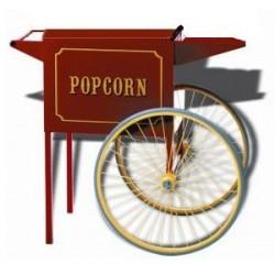 Chariot à Pop Corn...