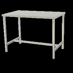 Table inox centrale de 1500...