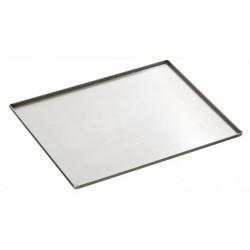 Plaque inox 433 x 333 mm