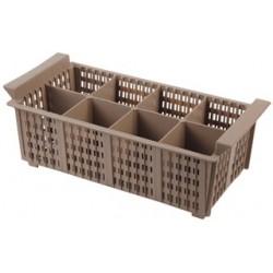 Panier à couverts 8 cases
