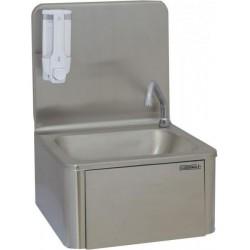 Lave mains à commande...